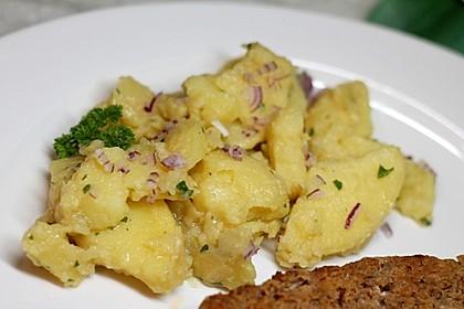 Schwäbischer Kartoffelsalat 33