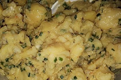 Schwäbischer Kartoffelsalat 8