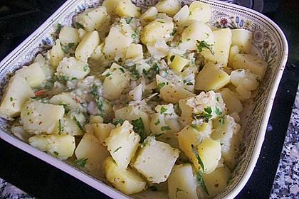 Schwäbischer Kartoffelsalat 90