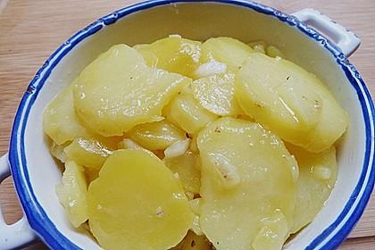 Schwäbischer Kartoffelsalat 86