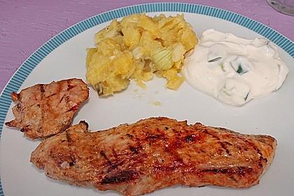 Schwäbischer Kartoffelsalat 77