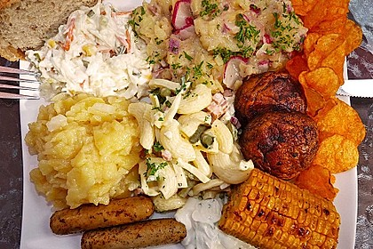Schwäbischer Kartoffelsalat 20