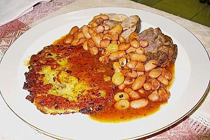 Toskanische Lammkeule 1