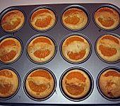 Mandarinen - Kokos - Muffins (Bild)