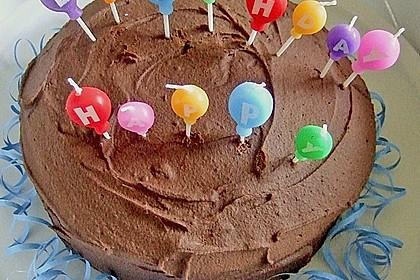 Schokoladentorte Death by Chocolate 84