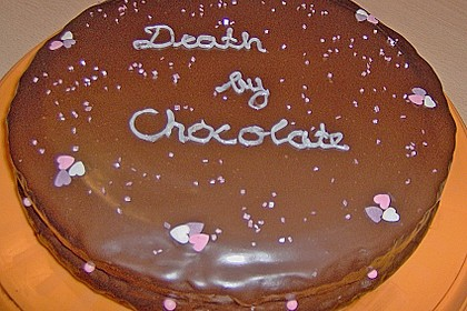 Schokoladentorte Death by Chocolate 112