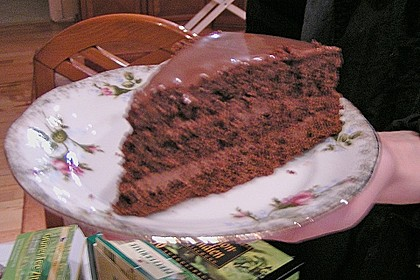 Schokoladentorte Death by Chocolate 204