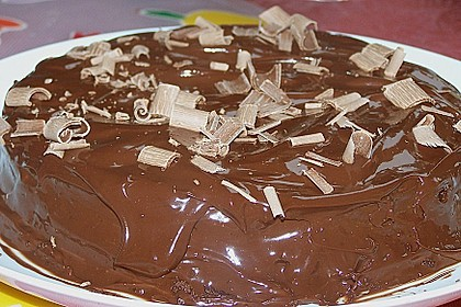 Schokoladentorte Death by Chocolate 40