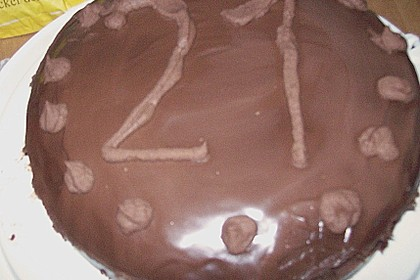 Schokoladentorte Death by Chocolate 201