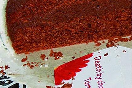 Schokoladentorte Death by Chocolate 189