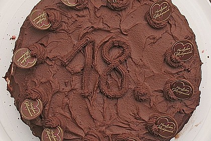 Schokoladentorte Death by Chocolate 109