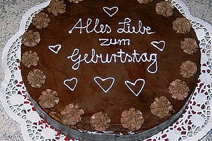 Schokoladentorte Death by Chocolate 67