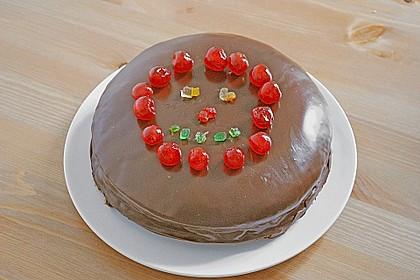 Schokoladentorte Death by Chocolate 150