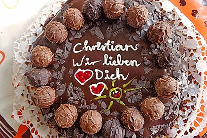 Schokoladentorte Death by Chocolate 53