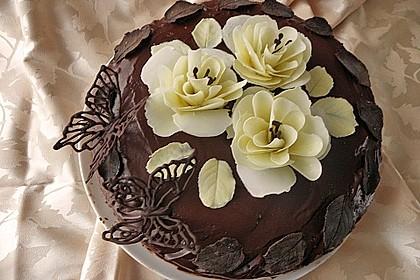 Schokoladentorte Death by Chocolate 1