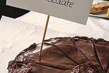 Schokoladentorte Death by Chocolate 125