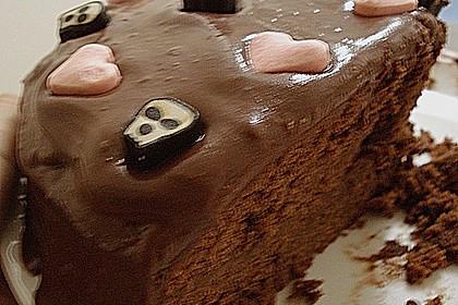 Schokoladentorte Death by Chocolate 186