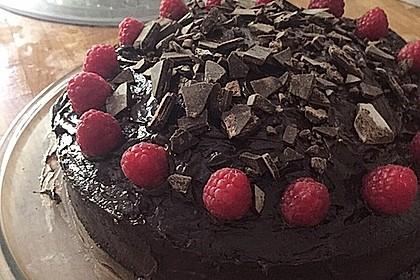 Schokoladentorte Death by Chocolate 10