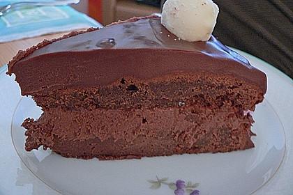 Schokoladentorte Death by Chocolate 75