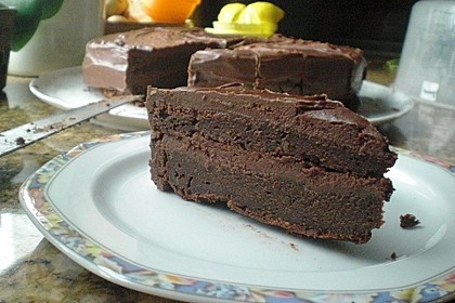 Schokoladentorte Death by Chocolate 55