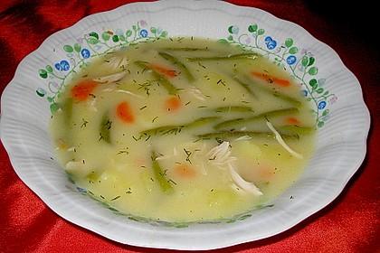 Schnelle Gemüsesuppe 10