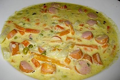 Schnelle Gemüsesuppe 7