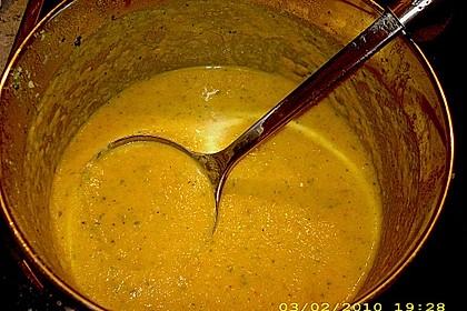 Schnelle Gemüsesuppe 21