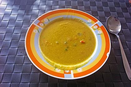 Schnelle Gemüsesuppe 11