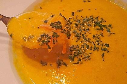 Schnelle Gemüsesuppe 8