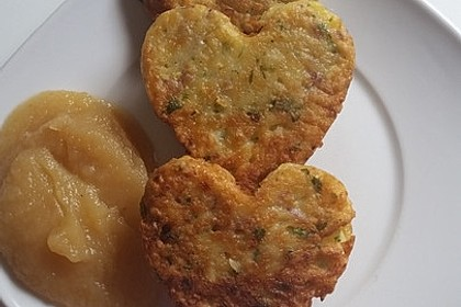 Knusprige Kartoffelpuffer 4