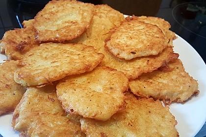 Knusprige Kartoffelpuffer 5