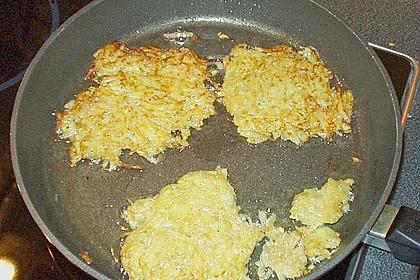 Knusprige Kartoffelpuffer 7