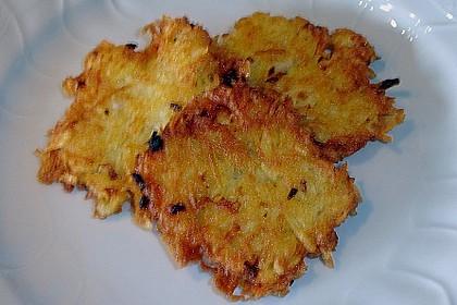 Knusprige Kartoffelpuffer 10