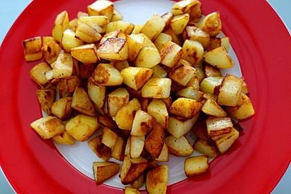 Knusprige Bratkartoffeln 6