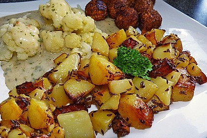 Knusprige Bratkartoffeln 0