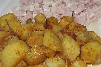Knusprige Bratkartoffeln 3