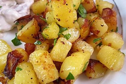 Knusprige Bratkartoffeln 4