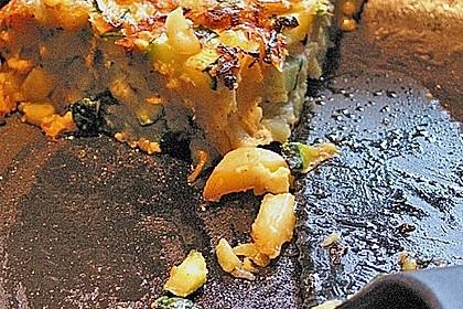 Tortilla mit Zucchini 3