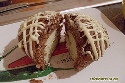 Schoko - Muffins mit Kokos - Herz 29