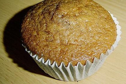 Schoko - Muffins mit Kokos - Herz 88