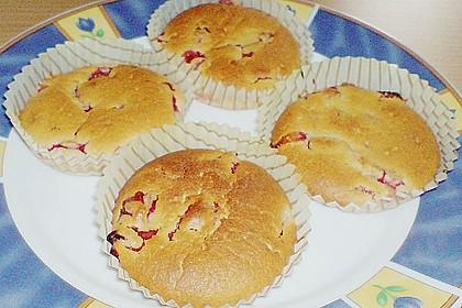 Erdbeer - Joghurt - Muffins 11