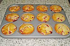 Erdbeer - Joghurt - Muffins