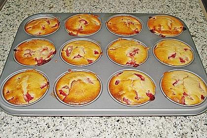 Erdbeer - Joghurt - Muffins 4