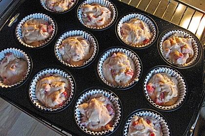 Erdbeer - Joghurt - Muffins 5