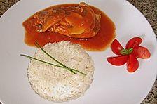 Tomaten - Putenschnitzel