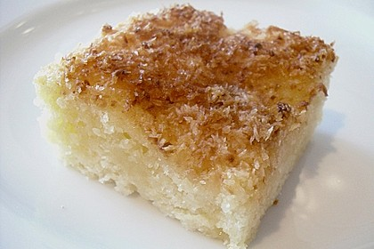 Buttermilch-Kokos-Kuchen 8