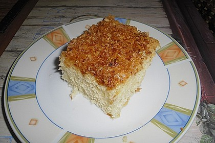 Buttermilch-Kokos-Kuchen 4