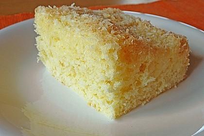Buttermilch-Kokos-Kuchen 2