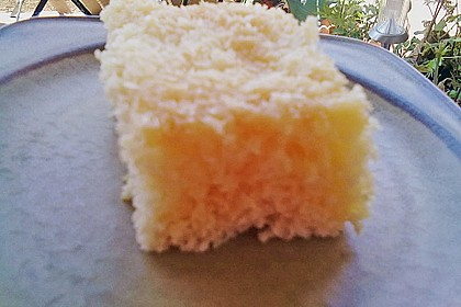Buttermilch-Kokos-Kuchen 90