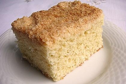 Buttermilch-Kokos-Kuchen 9